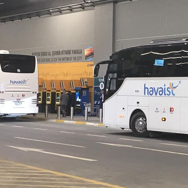 Istanbul New Airport Buses : Lines, Timetables and Tips